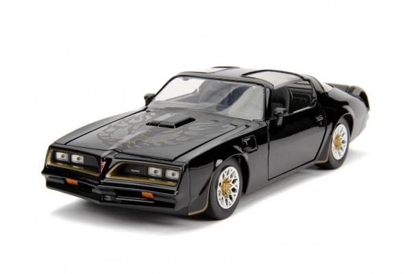 Pontiac Firebird Black 1977