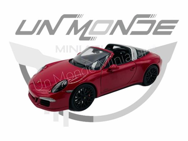 Porche 911 Carrera 4 GTS Targa Rouge