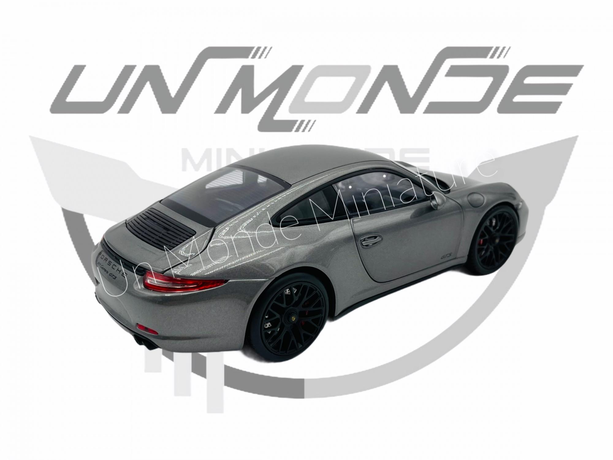 Porche 911 Carrera GTS Coupe 991 1  Gris