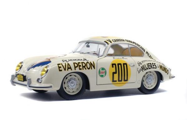 Porsche 356 #200 EVA PERRON PANAMERICA