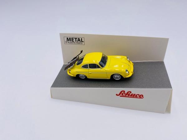 Porsche 356 Cazrrera Coupé Jaune