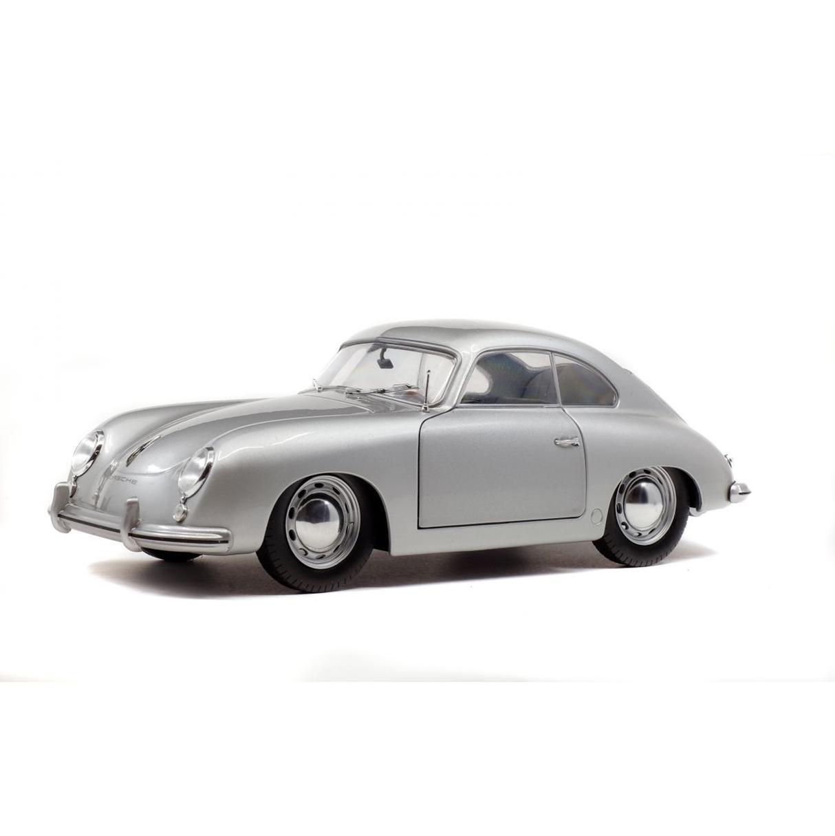 Porsche 356 Pre-A Silver