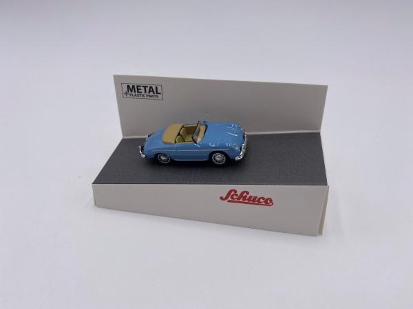 Porsche 356A Speedster Blue