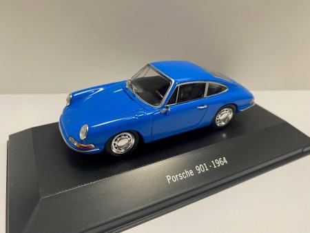 Porsche 901 1964 Blue