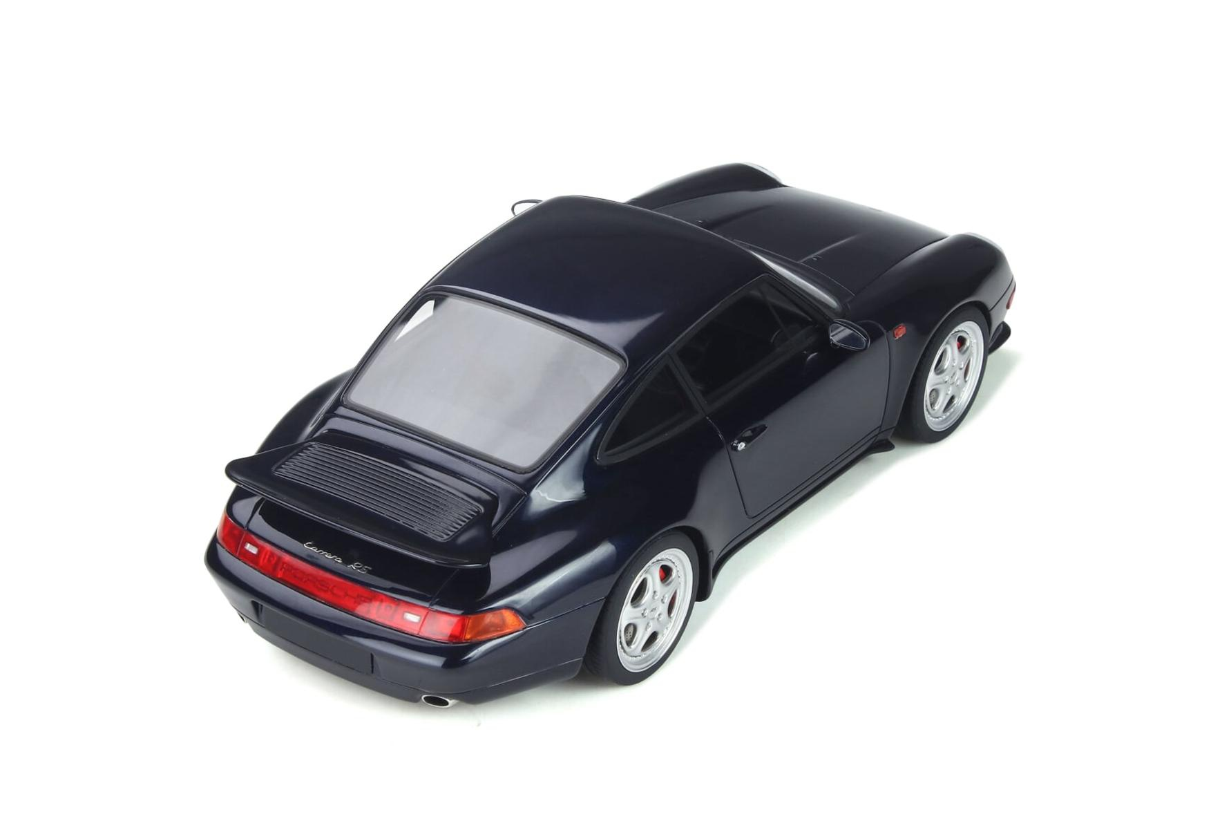 Porsche 911 [993] RS Midnight blue
