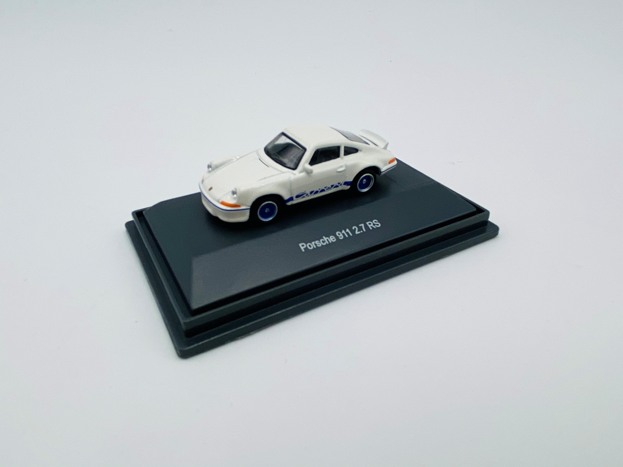 Porsche 911 2.7 RS White