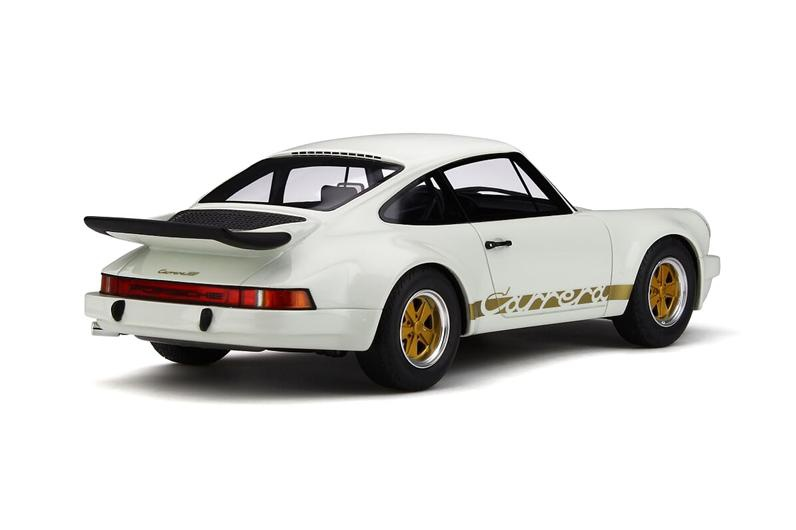 Porsche 911 3.0 RS Grand Prix White
