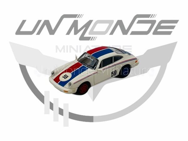 Porsche 911 Blanche #59