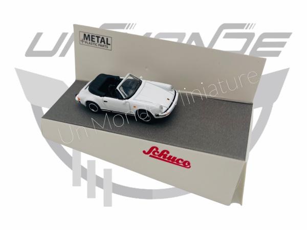 Porsche 911 Carrera 3,2 Cabriolet White