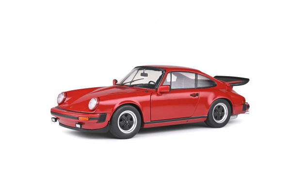 Porsche 911 Carrera 3,2 Carrera Red 1984