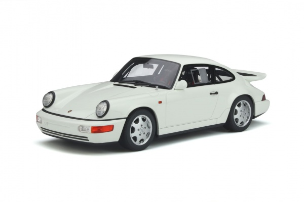 Porsche 911 Carrera 4 Lightweight Grand Prix White
