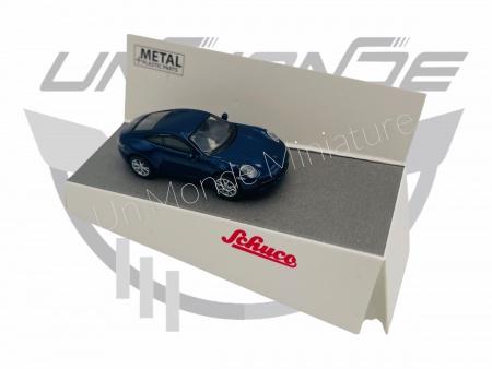Porsche 911 Carrera S coupé 992 Bleu