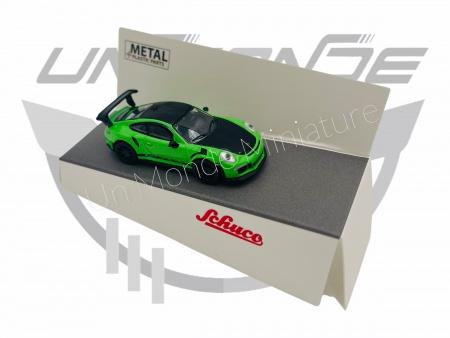 Porsche 911 GT3 RS 991 Green