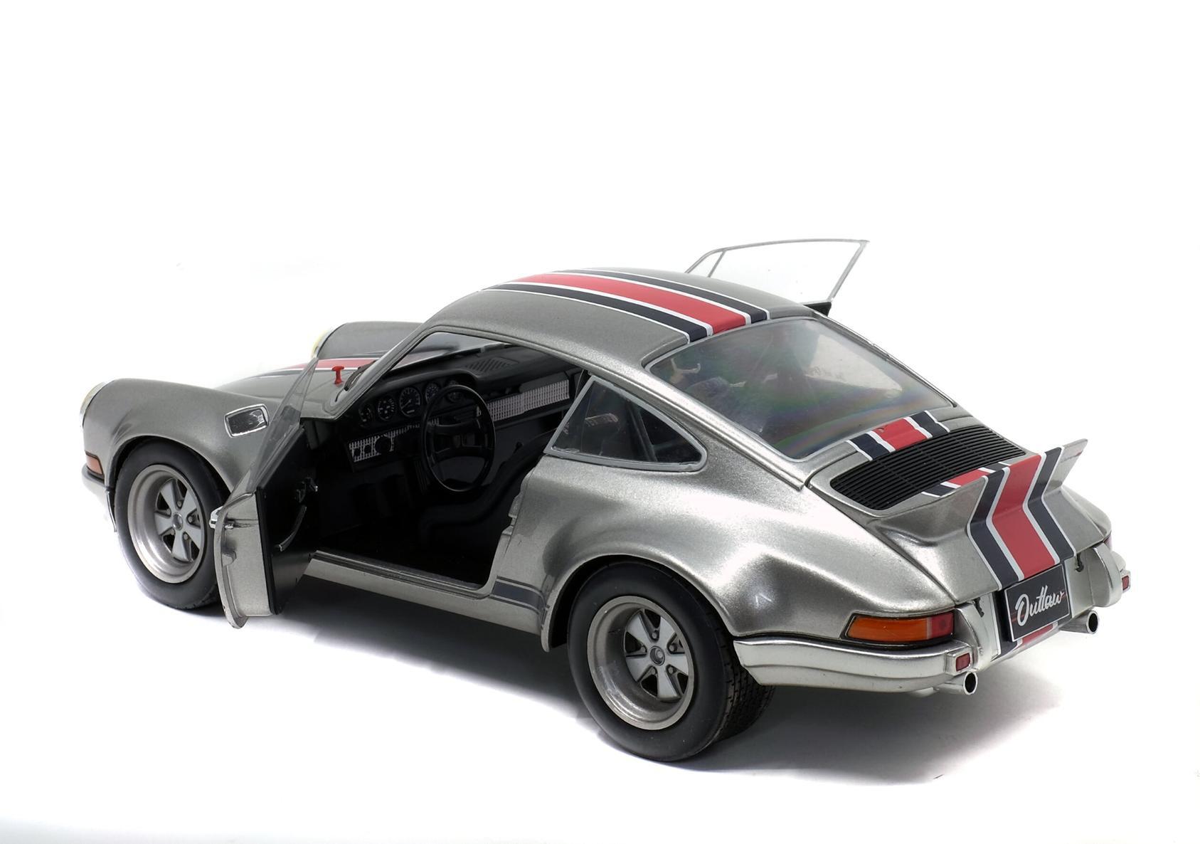 Porsche 911 RSR Backdating Outlaw