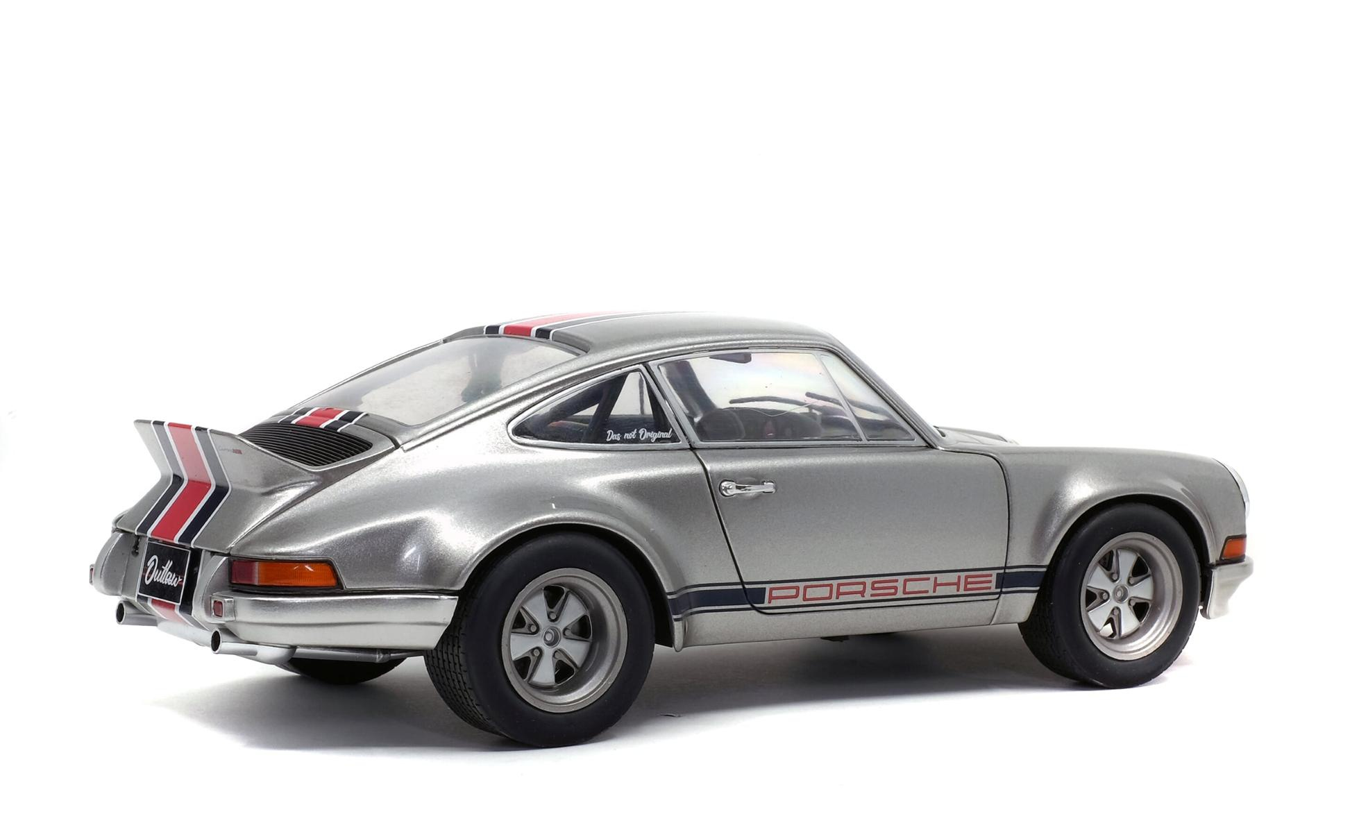 Porsche 911 RSR Backdating Outlaw