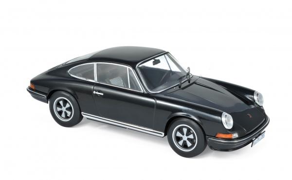 Porsche 911 S 1973 Black