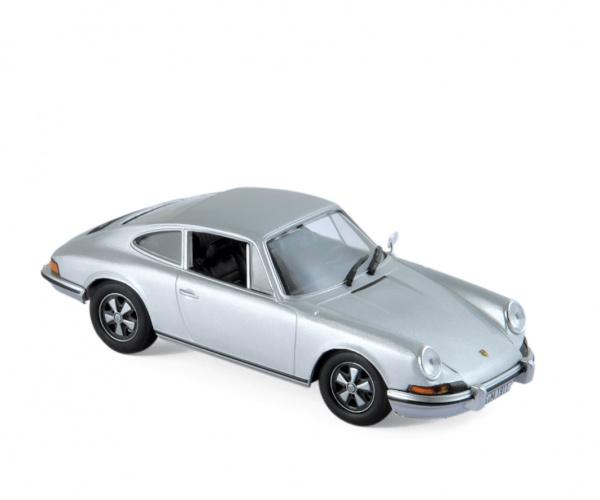 Porsche 911 S 2.4 1973 Silver