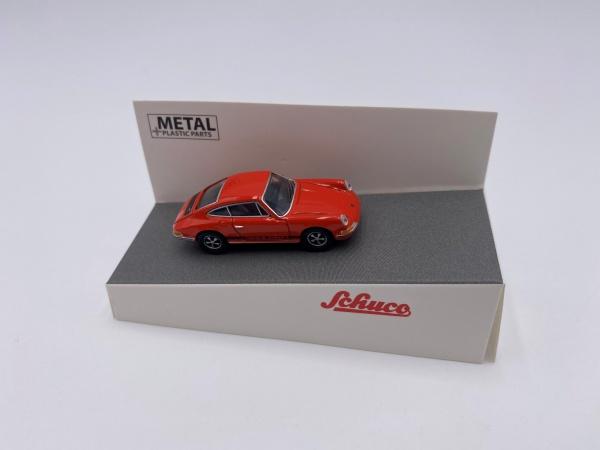 Porsche 911 S Orange