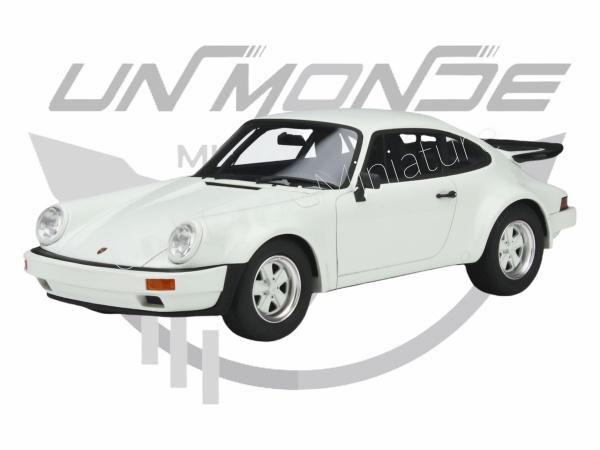 Porsche 911 SC RS 1984 Grand Prix White