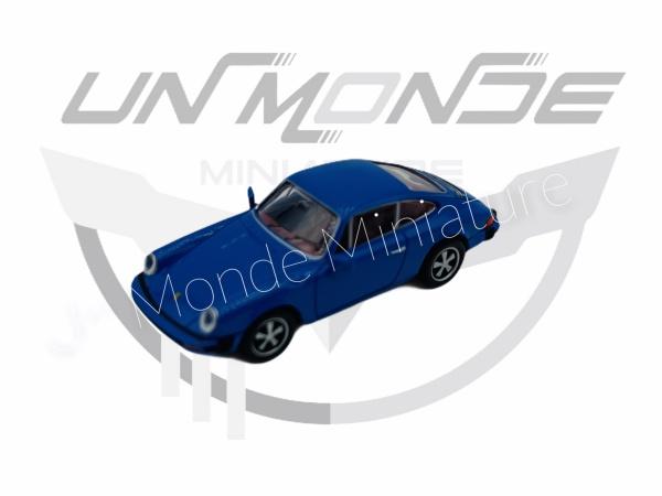 Porsche 912 Modell 1976 Blue