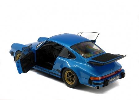 Porsche 930 3.2l SC Turbo Look 1984 Bleue