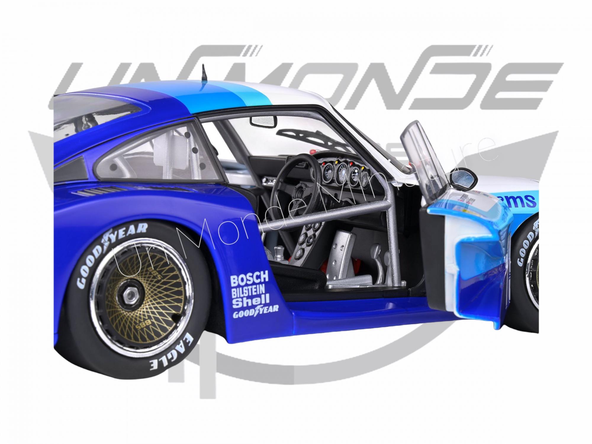 Porsche 935 Moby Dick 24H Le Mans 1982