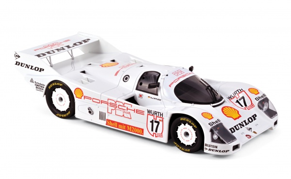 Porsche 962 C - Winner Supercup 1987 H.-J.Stuck