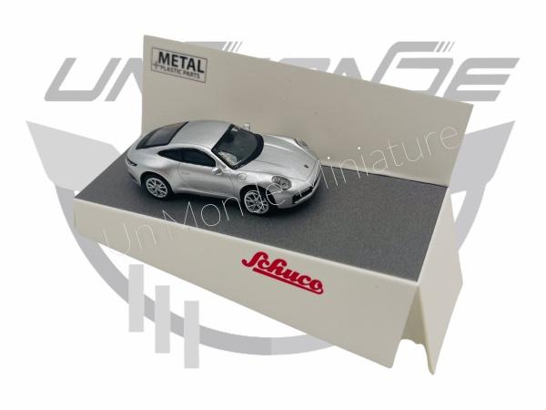 Porsche Carrera S Coupé 992 Silver