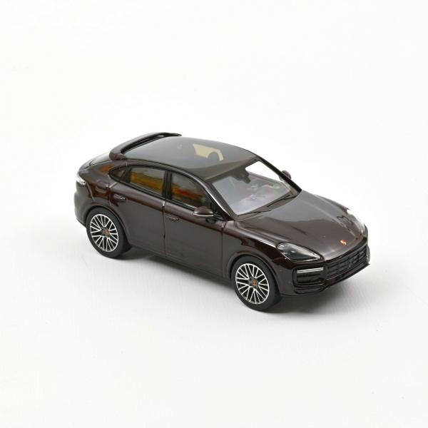 Porsche Cayenne Turbo Coupé 2019