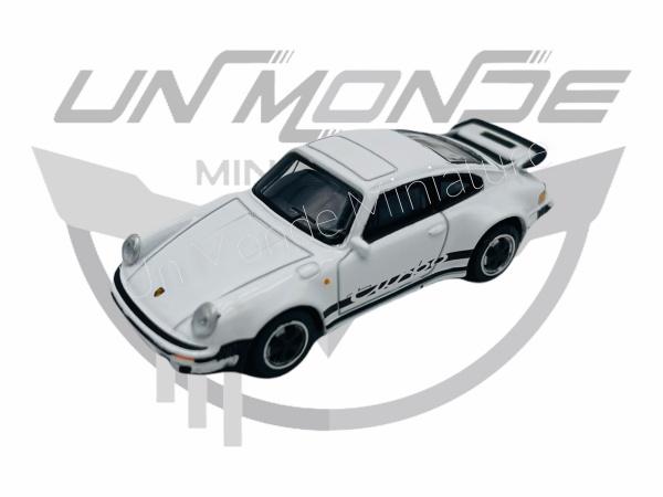 Porsche Turbo 930 White