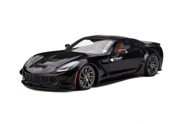 Prior Design Corvette C7 Black