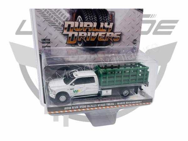 Ram 3500 2018 Dually Truck Waste Management