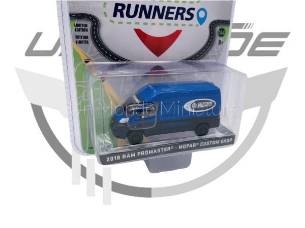 Ram Promaster 2018 MOPAR CUSTOM SHOP Route Runners