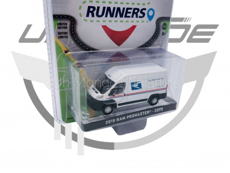 Ram Promaster 2019 USPS Route Runners