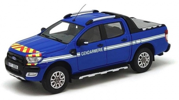 Ranger Double Cabine 2016 Gendarmerie version Pick Up
