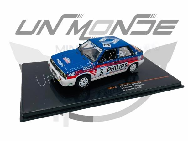 Renault 11 Turbo #3 Tour de Corse 1987