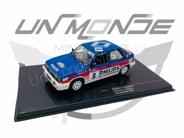 Renault 11 Turbo #8 Tour de Corse 1987