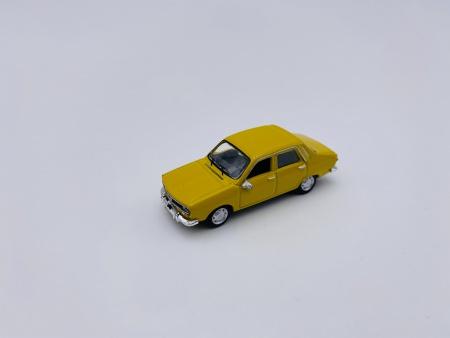 Renault 12 1974 Lemon Yellow