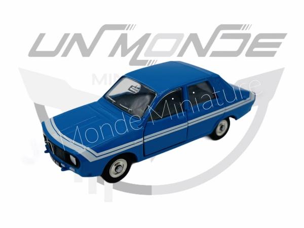 Renault 12 Gordini Blue