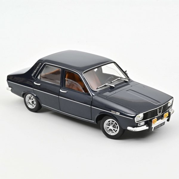 Renault 12 TS 1973 Dark Blue