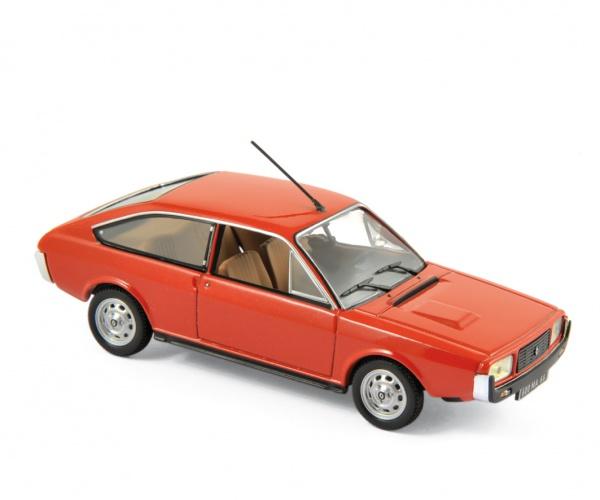 Renault 15 TL de 1979 Red