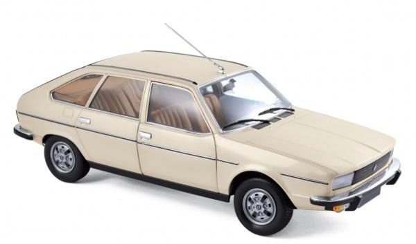 Renault 20 TS 1978 Beige