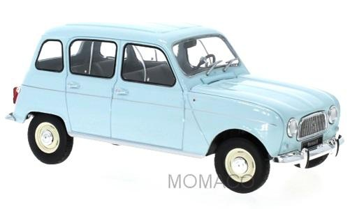 Renault 4L Bleue