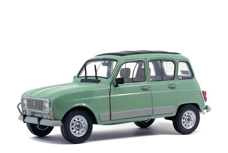 Renault 4L Clan 1978 Vert Celadon