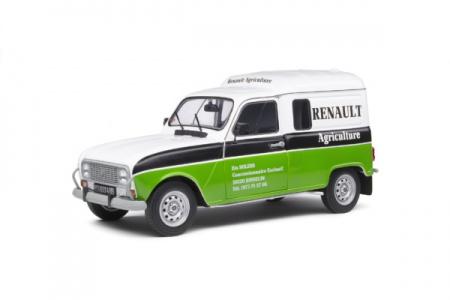 Renault 4L F4 Renault Agriculture 1988