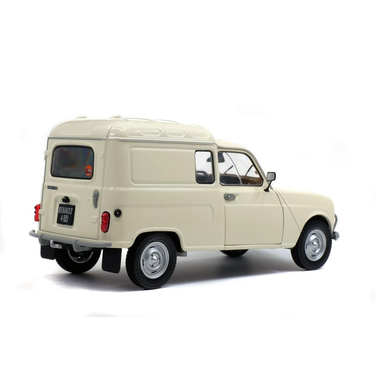 Renault 4LF4 1975 blanc