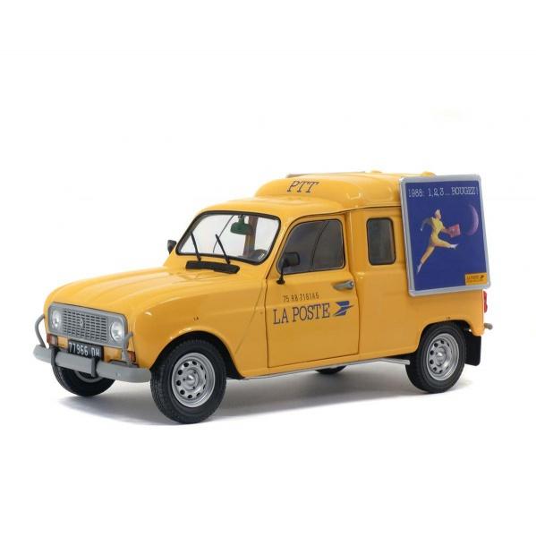Renault 4LF4 La Poste