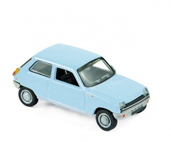 Renault 5 1972 Light Blue