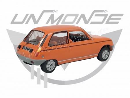 Renault 5 LS 1974 Orange