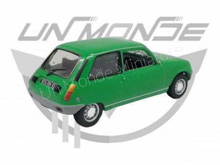 Renault 5 LS 1976 Verte